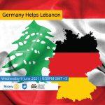Germany Helps Lebanon